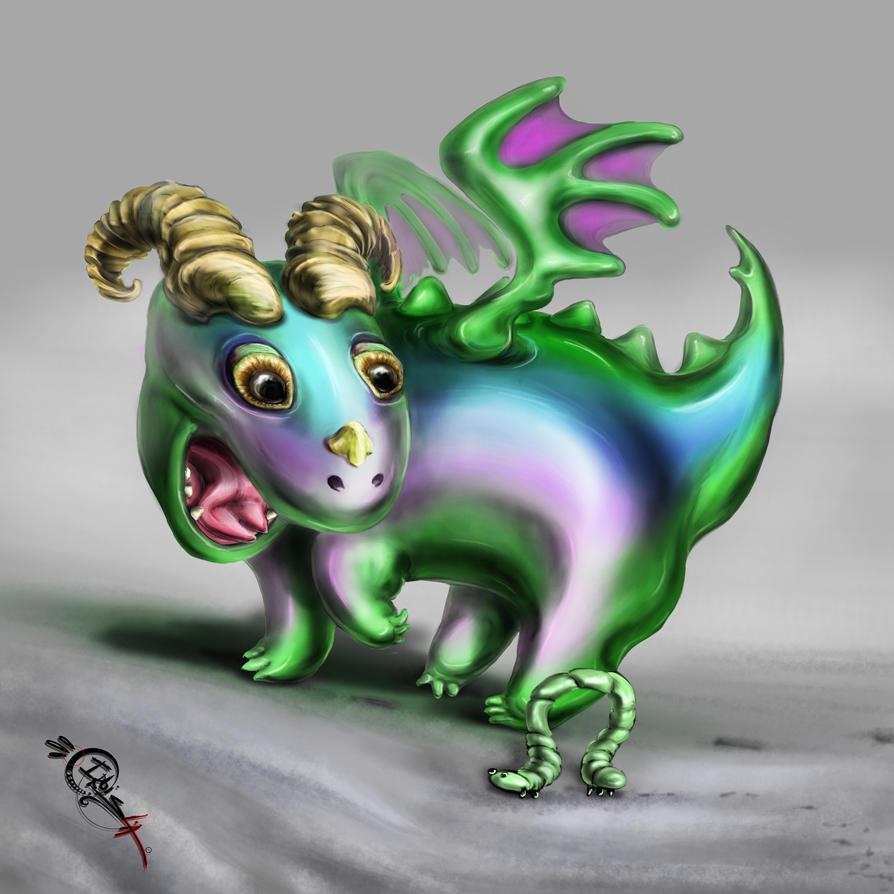 Aaaaa...Caterpillar! by Irbisty
