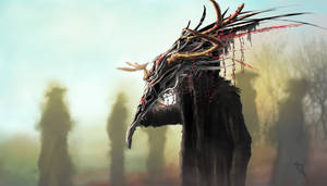 (1/5) Valkary / Mask (Dream) by Irbisty