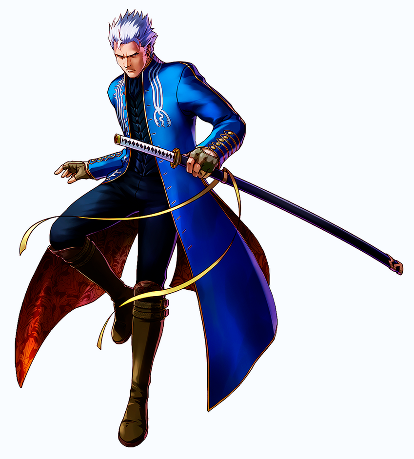 Vergil-Render by BladeOvan