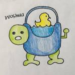 Undertale: Woshua (Waterfall Enemy)