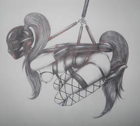 Pony Girl III by BooBelle