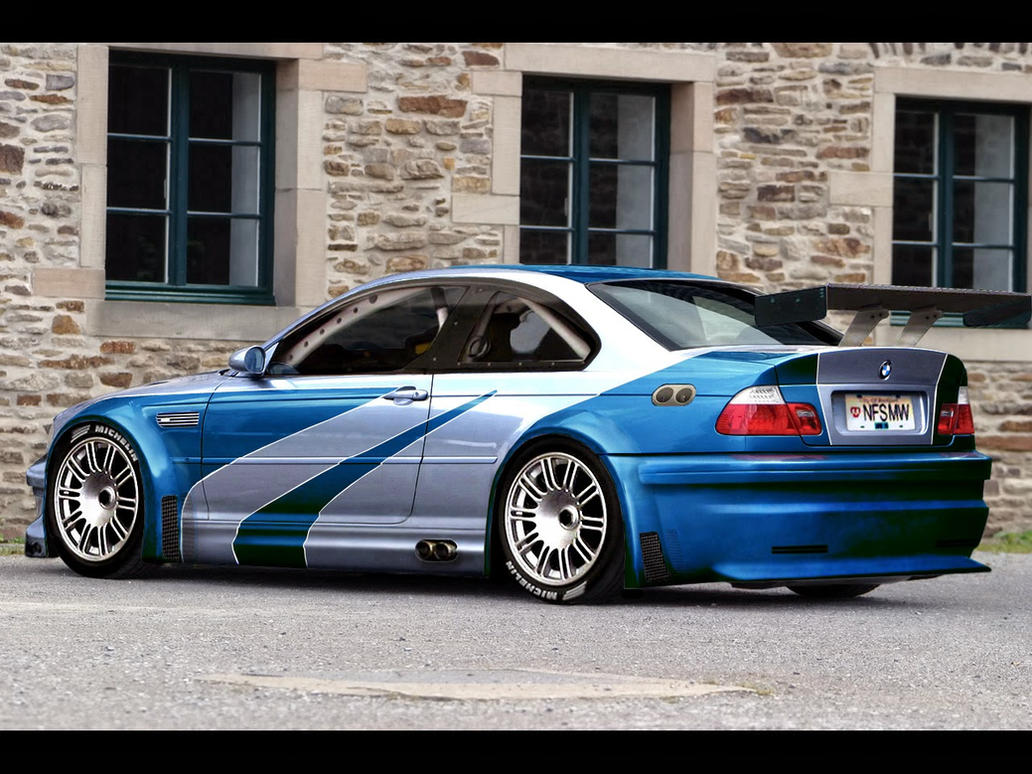 Bmw M3 Gtr Real Life >> Need for speed MW - BMW M3 GTR (real life) by Velociraptor34 on DeviantArt