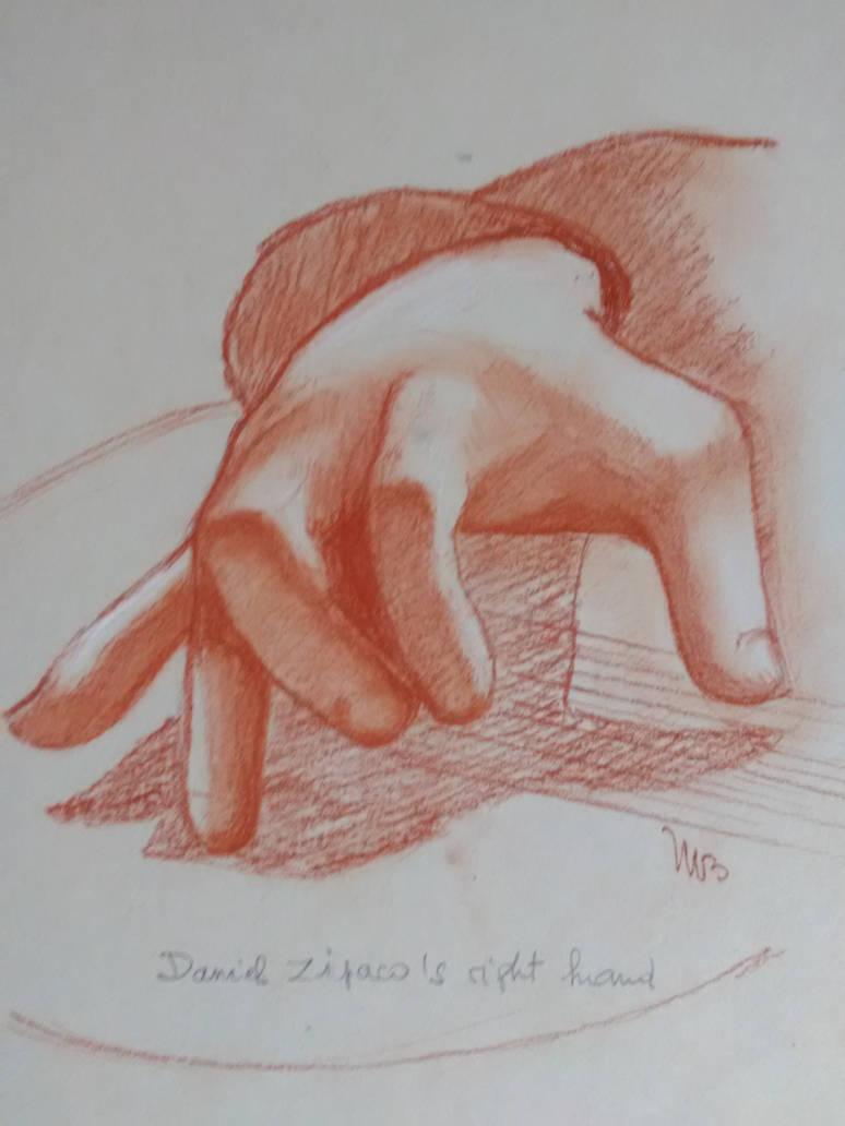 Spanish hand