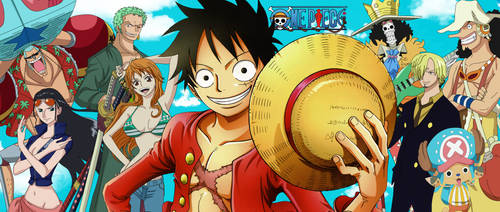 One Piece - Facebook Cover