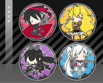 RWBY 1.5 buttons