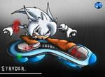 AT:Stryder-zero g- rain rider
