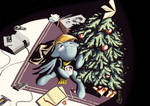 Wishing on a star by MADgehog