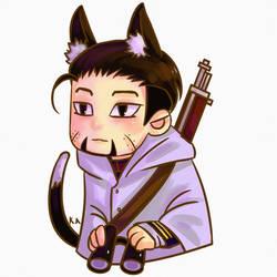 Ogata chibi  by purplesakura10