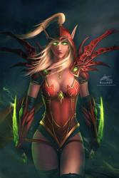 Warcraft: Valeera Sanguinar