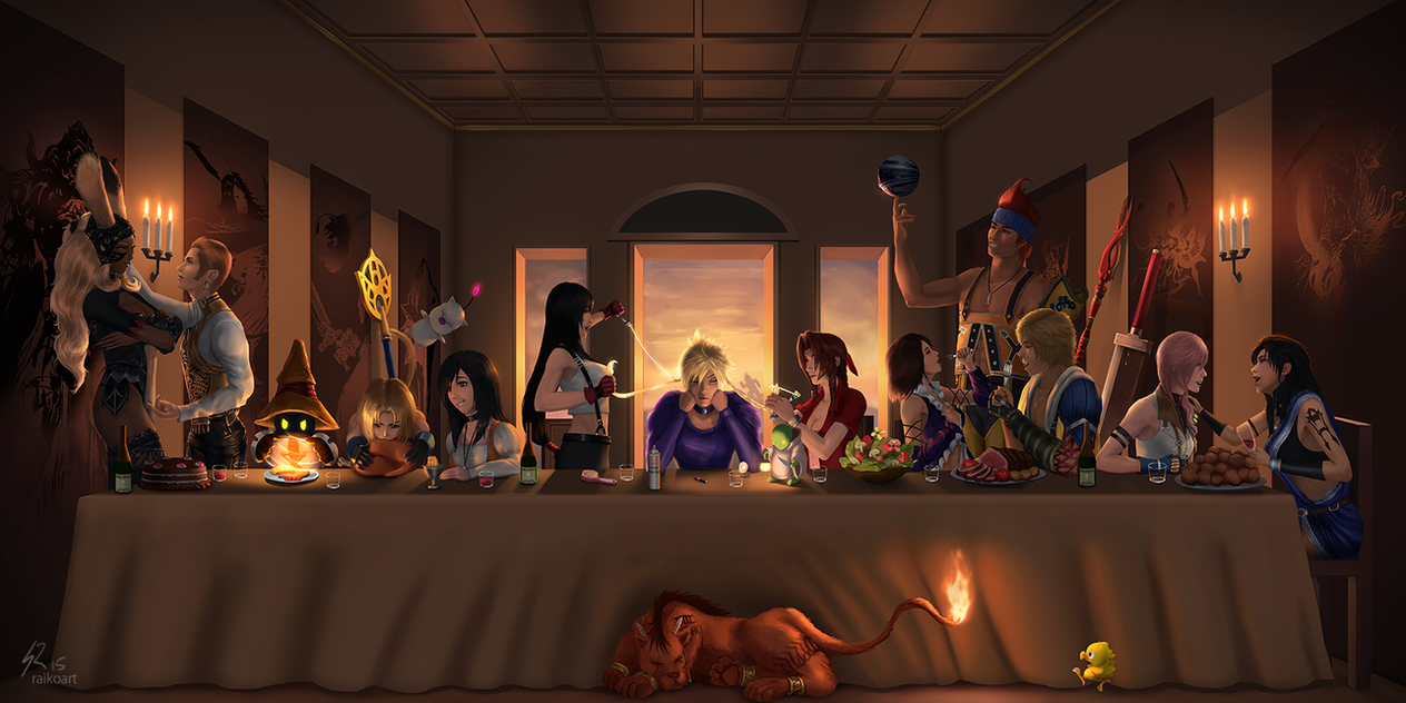 Buy Last Supper Painting