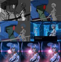 Rei Ayanami Process