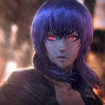 Ghost in the Shell: Motoko