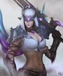 Sketch Commission: Nemesis