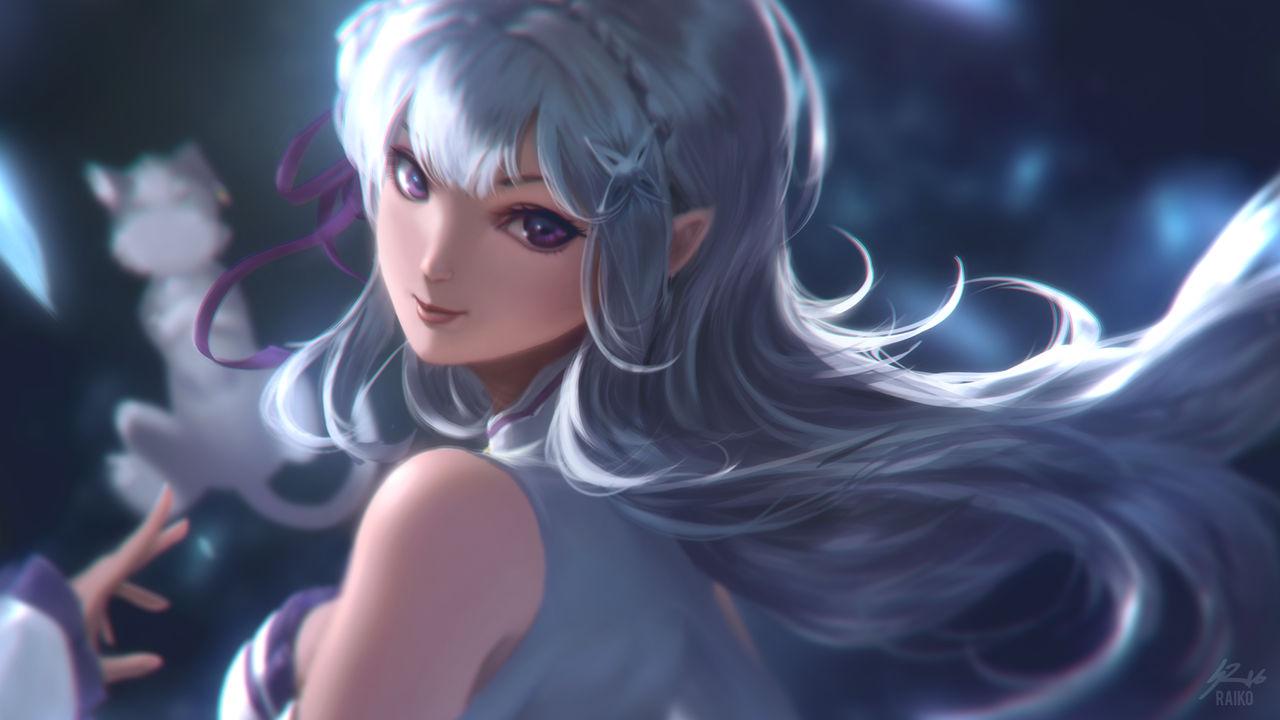 Re:Zero: Emilia