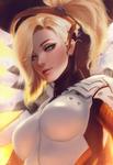 Overwatch: Mercy v2