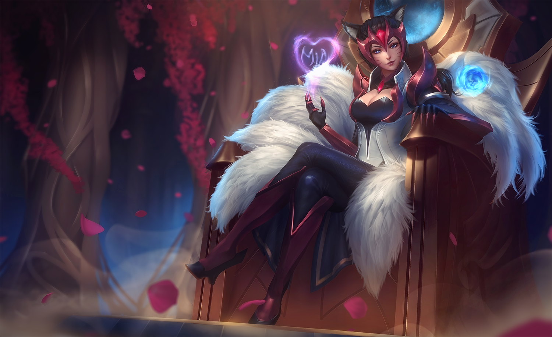 Commission: Mistress Ahri