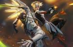 Mercy and Genji