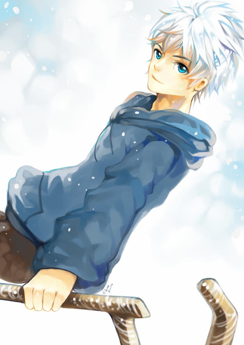 Jack Frost by berinne