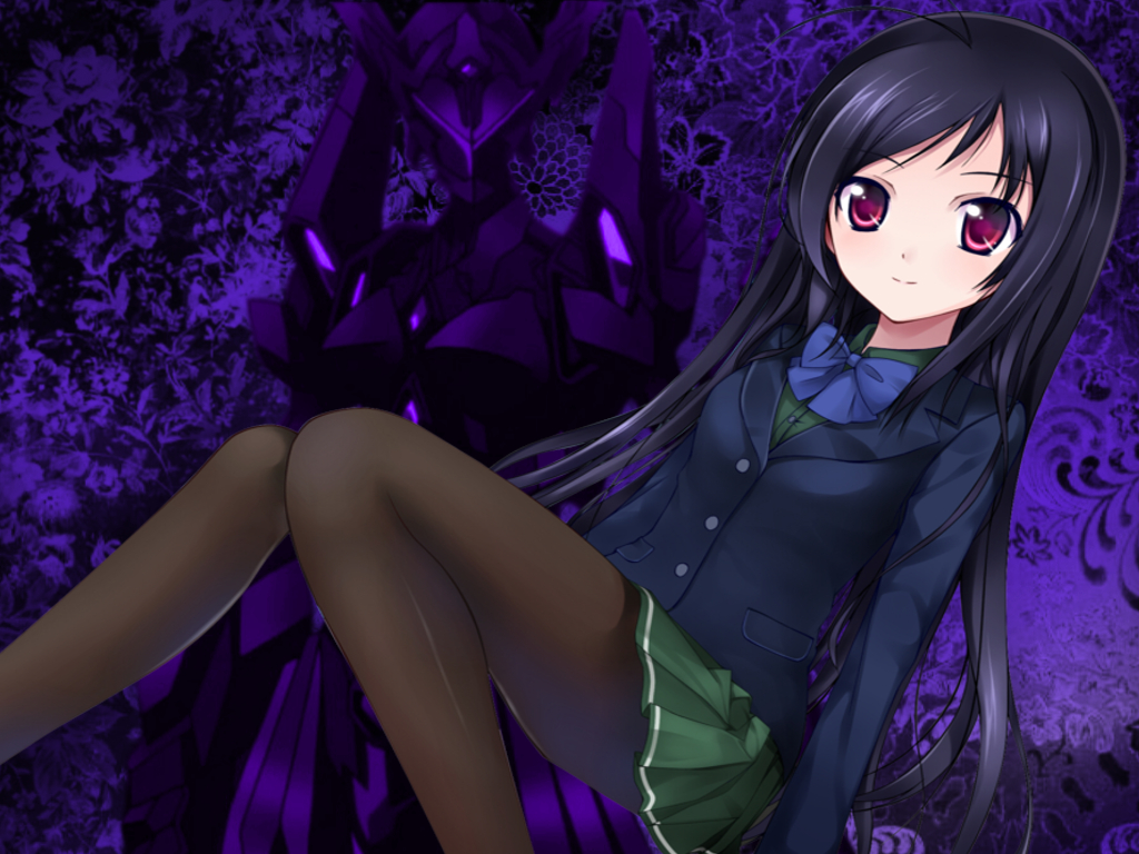 Accel World Wallpaper 1 By KamuDesignz