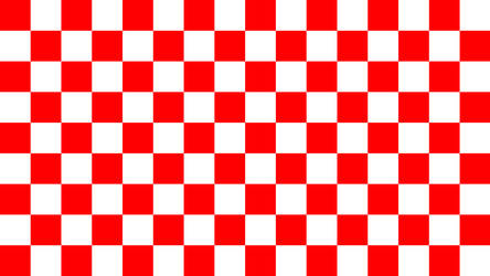 Croatian flag - chess alternative (16x9) - 01