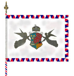 Croatian Flag - Royal Croatian Home Guard