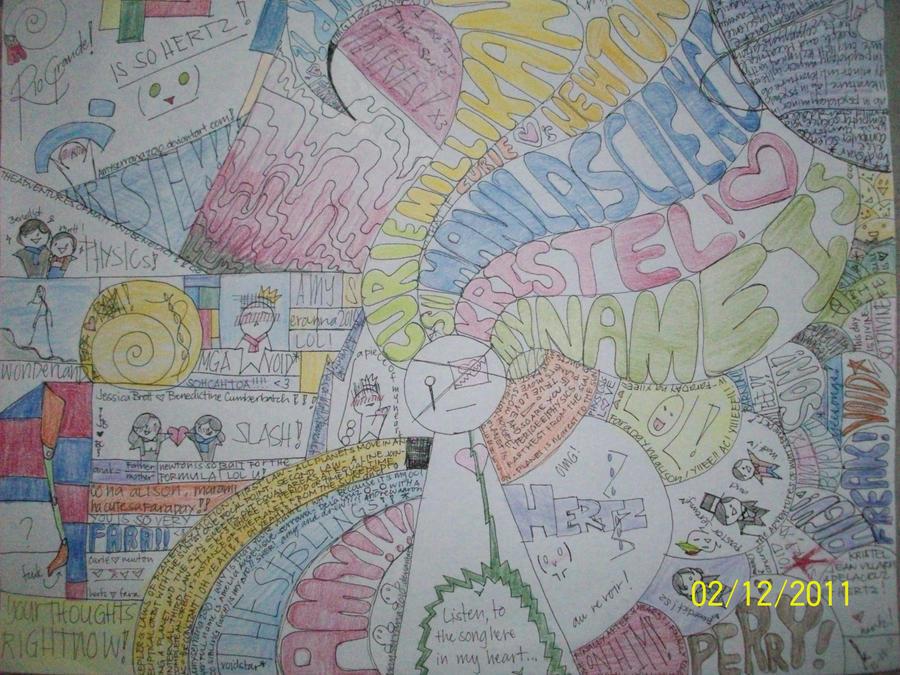 Doodle Doodle - 01 by amyserrana2010