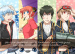 Gintama Bookmarks (preview)