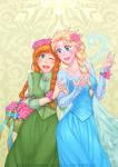 Flowers of Arendelle