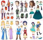 My Cinderella Story needs the Parents
