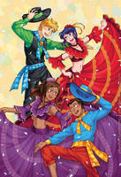 Cumbia for All! by piku-chan