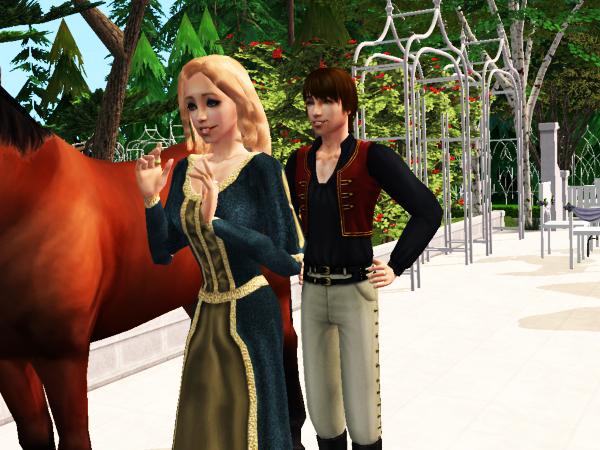 Rapunzel Clip by WhiteButterflyFilms