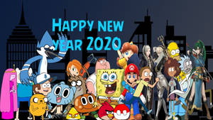 Happy New Years 2020