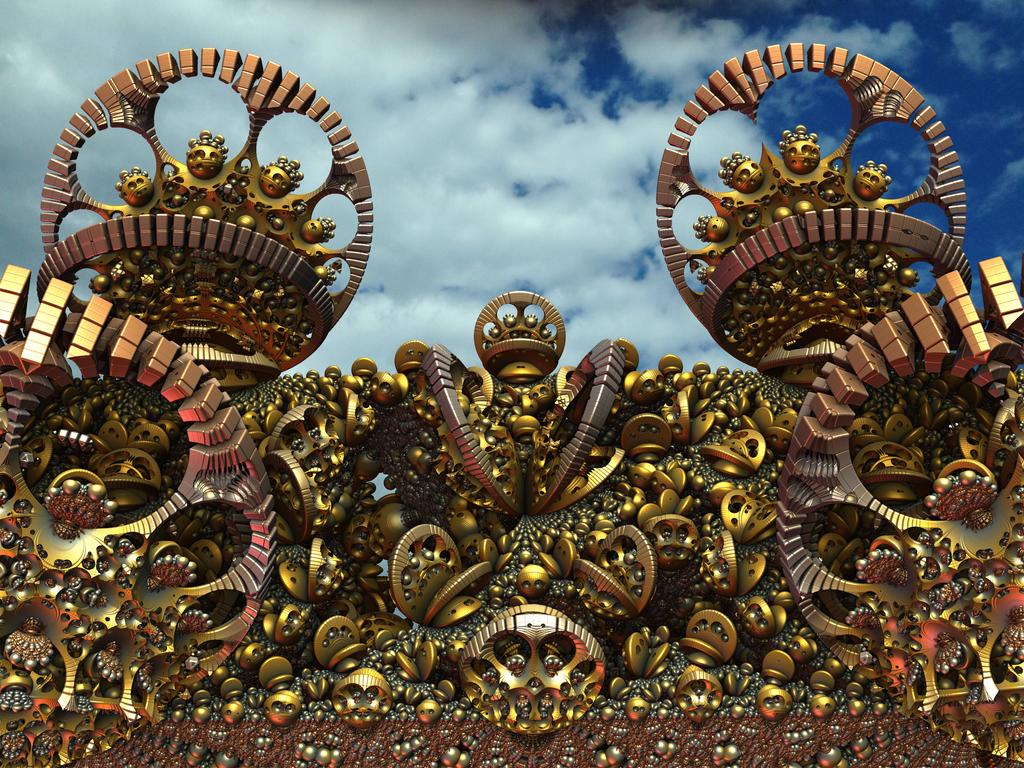 Altar Of Power by j5rson