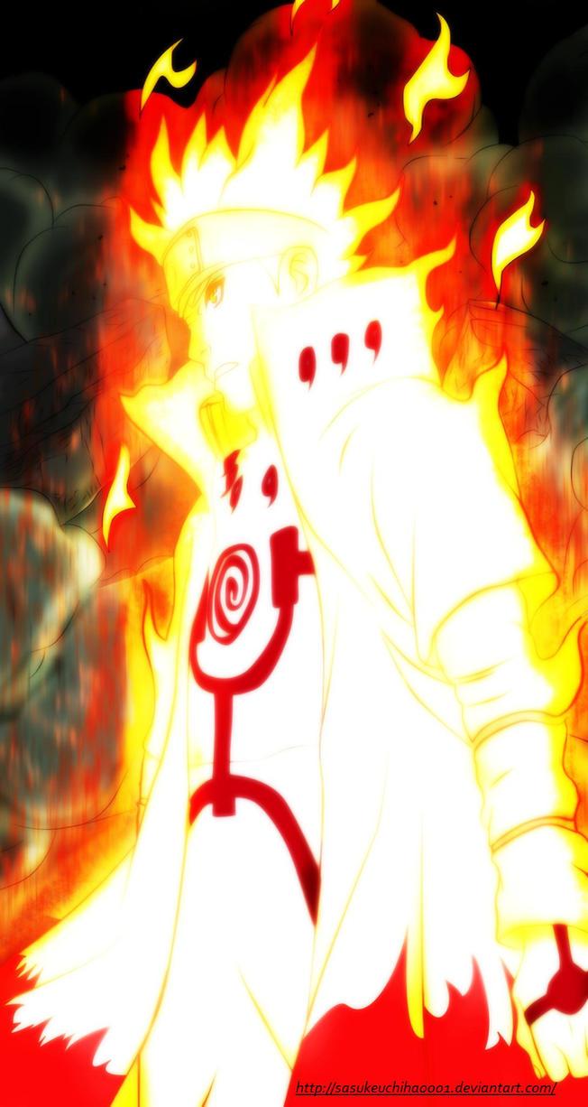 Minato Bijuu - Naruto Manga 631 by Kira015