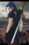 Zack Fair - Final Fantasy VI by Kira015