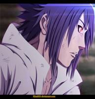 Sasuke Uchiha by Kira015