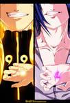 Naruto - Six Paths Powers