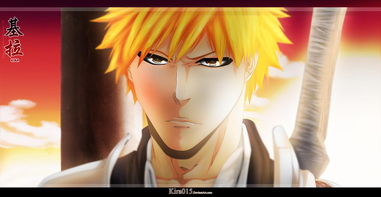 Bleach Ch 613 - Ready for Battle by Kira015