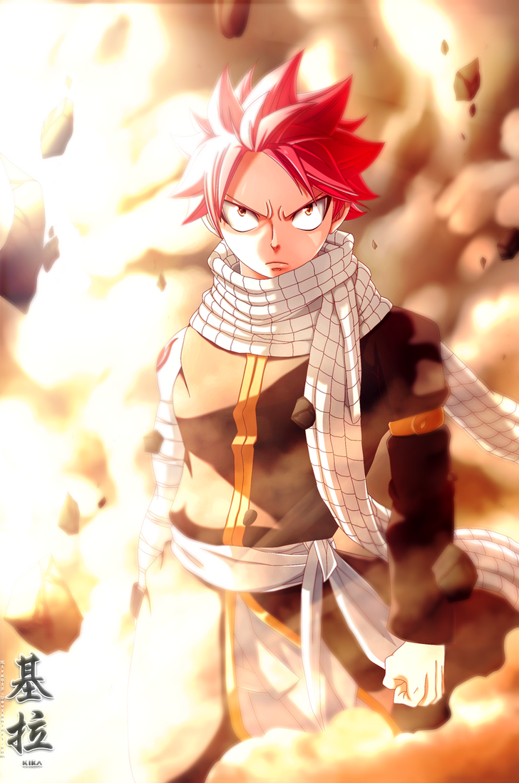 Fairy Tail 435 - To Battle by Kira015