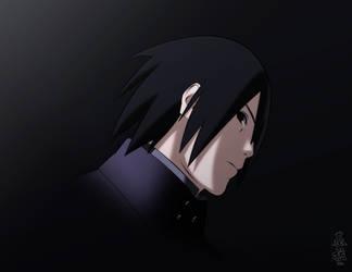 Sasuke - Boruto the movie by Kira015