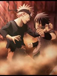 Naruto Vs Sasuke - Final Bout