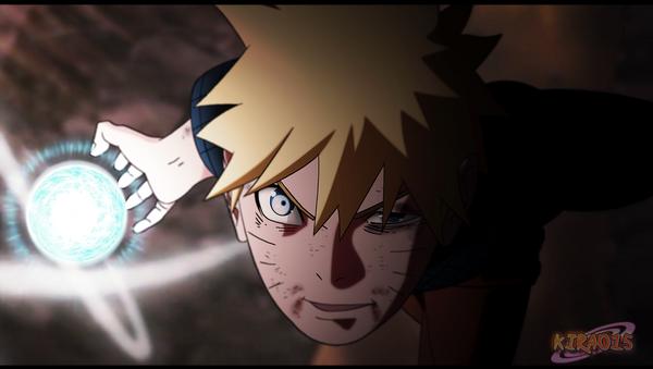 Naruto vs Sasuke - Final Jutsu by Kira015