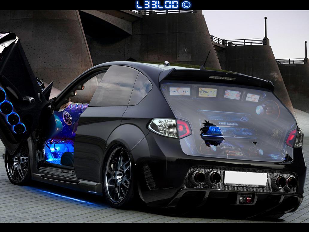 Subaru Impreza Showcar By LEEL On DeviantArt - Show car