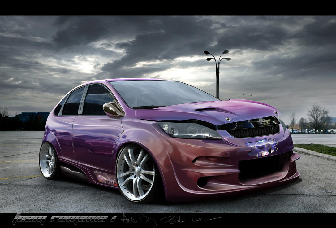 Pumaspeed Independant Ford ST Focus RS MK2 2009 Tuning ...
