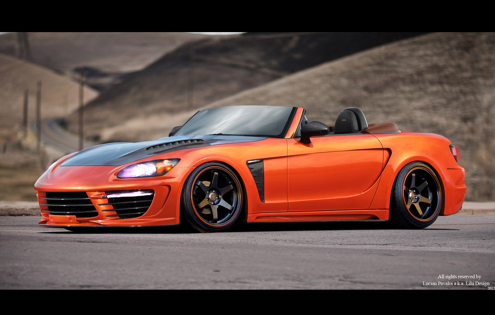 Honda S2k Juicyy by LEEL00