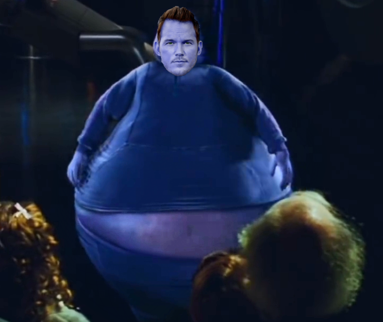 chris pratt blueberry inflation w story by juicemebelly on