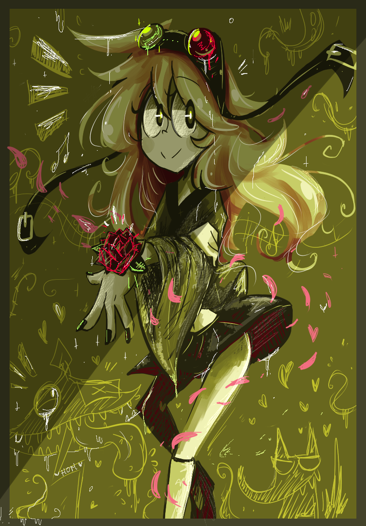 Petals and stuff by Andgofortheroll-123