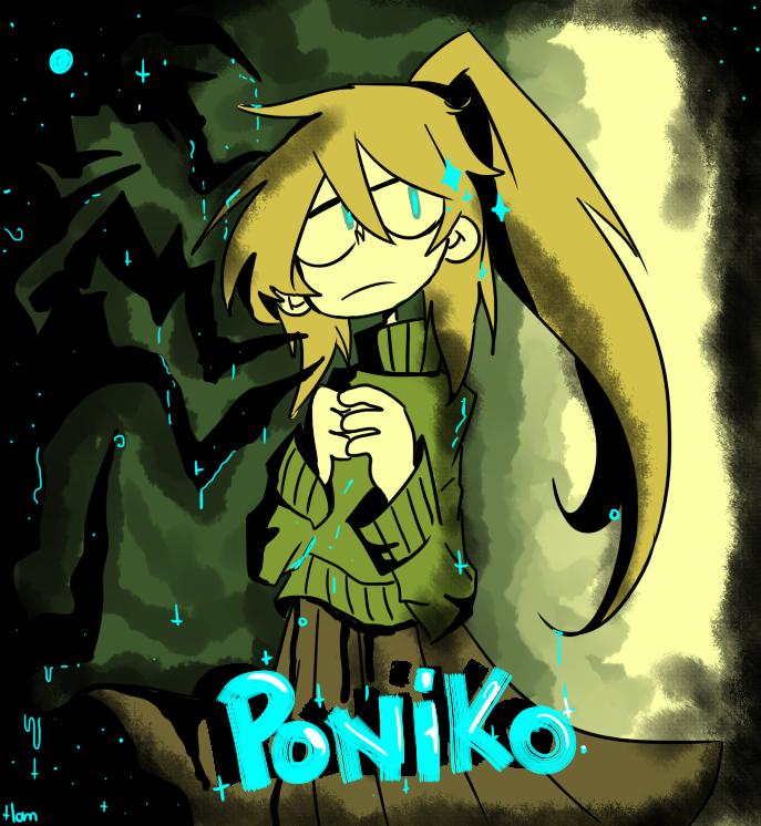 Poniko  by Andgofortheroll-123