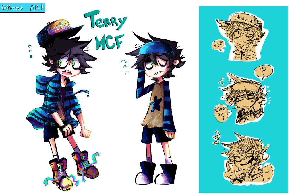 AA- Terry MCF by Andgofortheroll-123