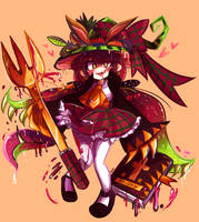 Fruit Witch by Andgofortheroll-123
